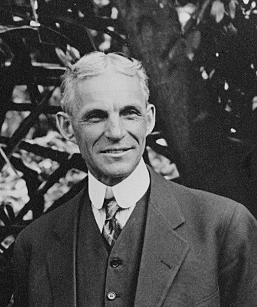 Генри Форд. 1914