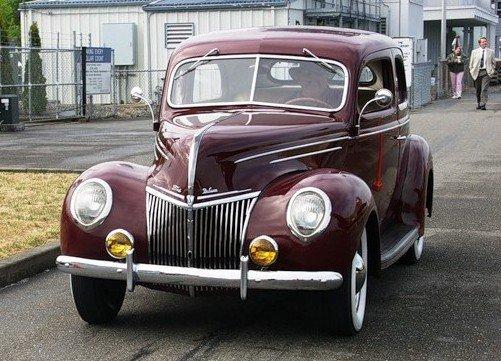 V8 Ford (1939)