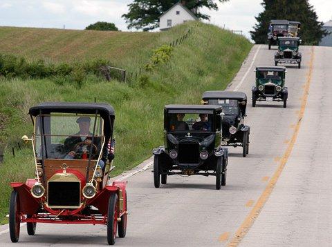 Генри Форд поставил Америку на колеса
