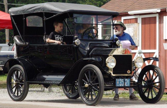 Форд Т (1915)