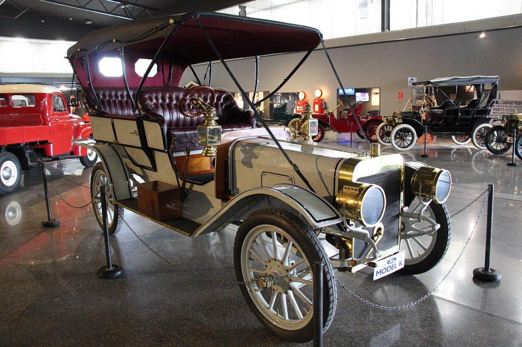 Модель K. 1906 г.