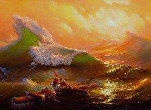 Волны, циклы Кондратьева