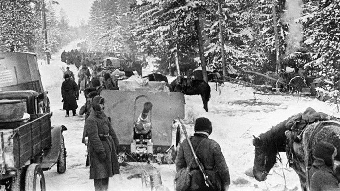 Советско-финская война (1939 1940)