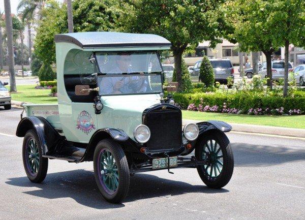 Чтобы создать так долго любимый автомобиль, надо быть Генри Фордом