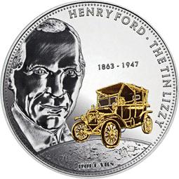 Генри Форд.